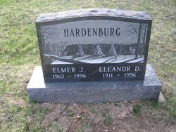 Eleanor Doris <I>Olmstead</I> Hardenburg