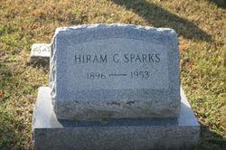 Hiram Cook Sparks