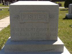 Alma Amanda <I>Youngberg</I> Fisher