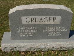 Anna Cecilia <I>Sorensen</I> Creager
