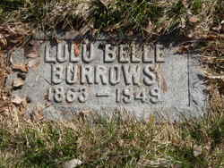 Lulu Belle <I>Rowen</I> Burrows