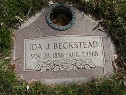 Ida May <I>Jaensch</I> Beckstead