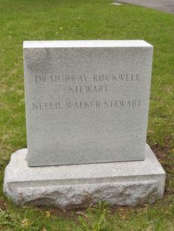 Dr Murray Rockwell Stewart