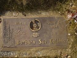 Barbara Sue <I>Collins</I> Collins