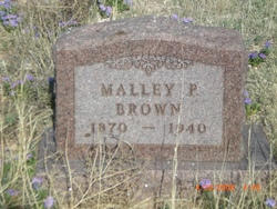 Malley P Brown