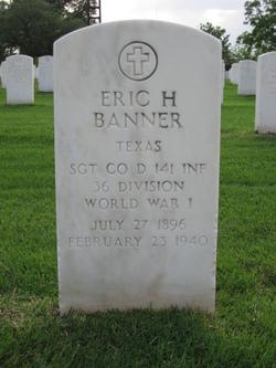 Eric Henry Banner