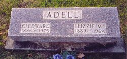 Lizzie May <I>Anderson</I> Adell