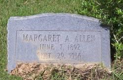 Margaret Adeline <I>Legg</I> Allen