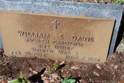 William Sellers Davis