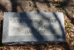 Joseph William McKeithan