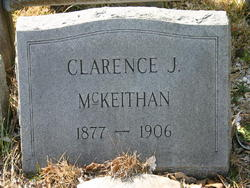 Clarence J. McKeithan