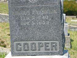 Lucius Franklin Cooper