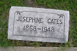 Josephine Minerva Ann <I>Erby</I> Cates