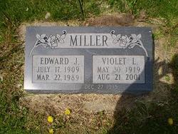 Violet L Miller