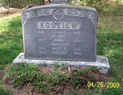PFC Stephen W. Kostiew