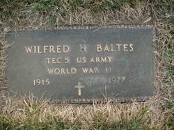 Wilfred H Baltes
