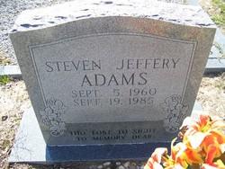 Steven Jeffery Adams