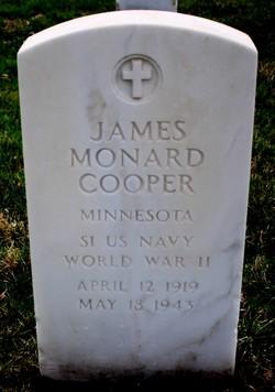 James Monard Cooper
