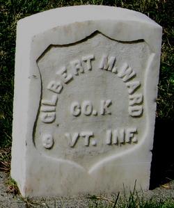 Pvt Gilbert Mortimer Ward