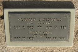 Norman J Deshaies