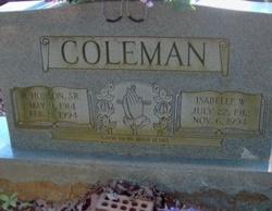 Isabelle W. Coleman