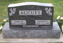 Sadie M. <I>VanSickle</I> Aucutt