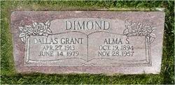 Dallas Lucy <I>Grant</I> Dimond