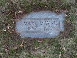 Mary Ann Mayne