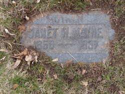 Janet Witherspoon <I>MacDonald</I> Mayne
