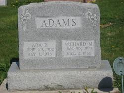 Ada P <I>Krumrine</I> Adams