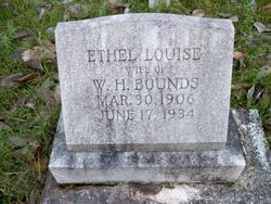 Ethel Louise <I>Clepper</I> Bounds