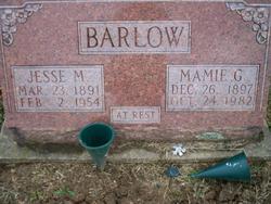 Mamie G. <I>Watson</I> Barlow