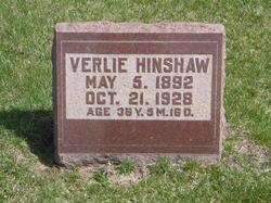 Verlie Hinshaw