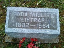Ada Willis <I>Gerard</I> Liptrap