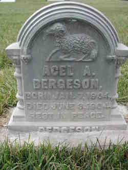 Acel Allen Bergeson