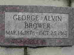 George Alvin Brower