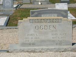James L. Ogden