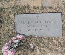 Ada Hill <I>Nard</I> Carney