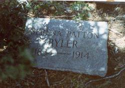 Serena <I>Patton</I> Byler