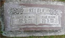 Clinton Smith Reeder