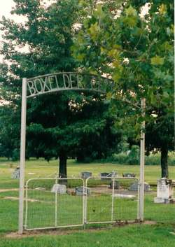 Boxelder Cemetery