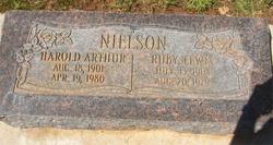 Ruby Alfretta <I>Lewis</I> Nielson