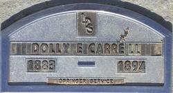 "Dorothy Ellen ""Dolly"" Carrell"