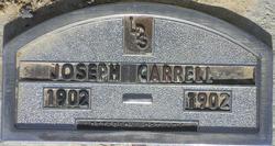 Joseph Carrell