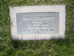 TSGT Donald Earl Bennett