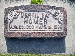 Merril Ray Homer