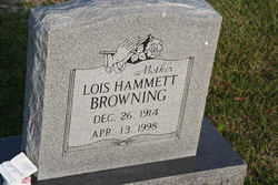Lois Hammett Browning