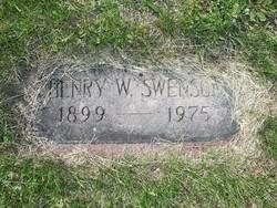 Henry William Swenson