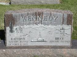 Kathryn <I>Perkes</I> Kennedy
