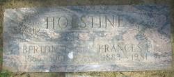 Frances Estelle <I>Fish</I> Holstine